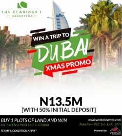 Christmas Just Got Better - Buy a plot and celebrate Christmas in Dubai