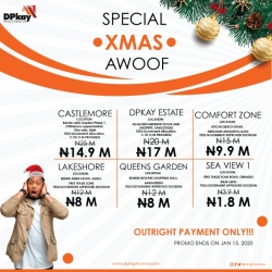 Dpkay Homes Brings You Amazing Promo Discount On All Our Landed Properties (Contact - 08188191868, 09030009862 )