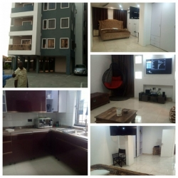 TO LET: Furnished 2 Bedroom Ground Flat at Oniru Estate (Call or Whatsapp - 08095512636)