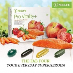 Daily whole food nutritional supplement